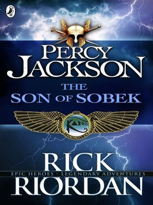 cover image of The Son of Sobek